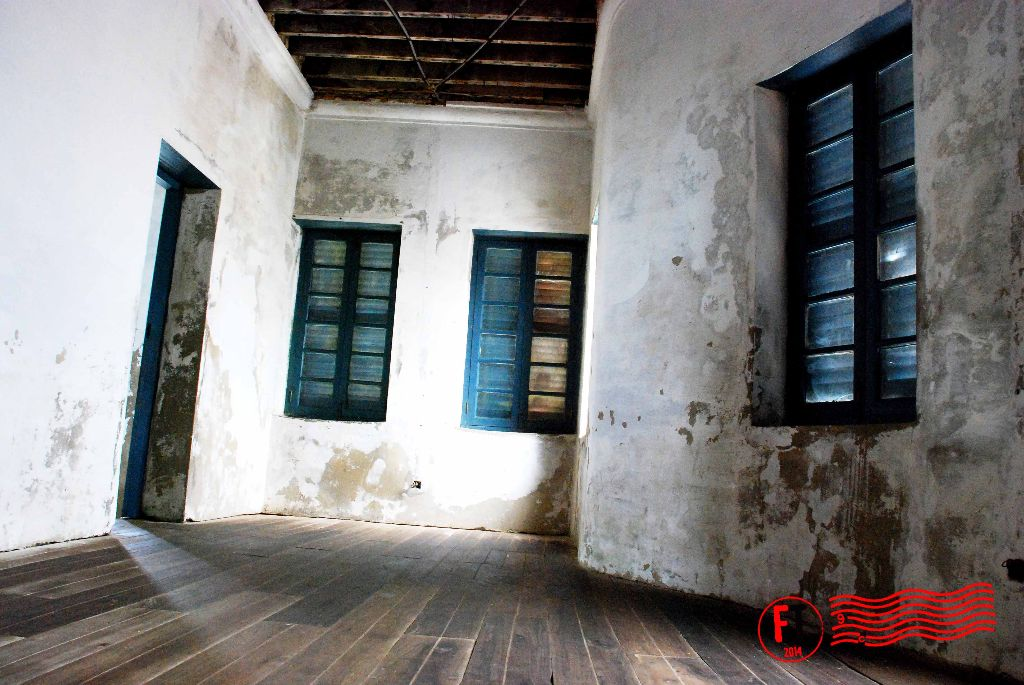 Inside the castle - Cape Coast (Ghana)