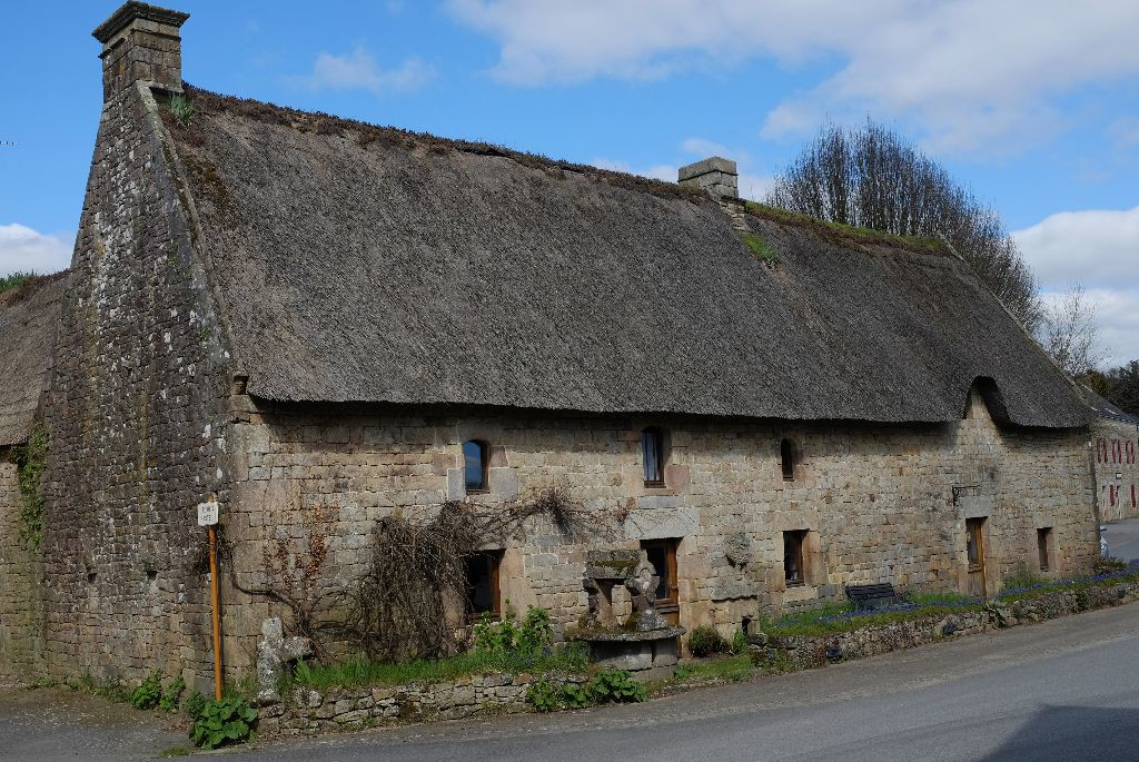 Beautiful Breton houses II
